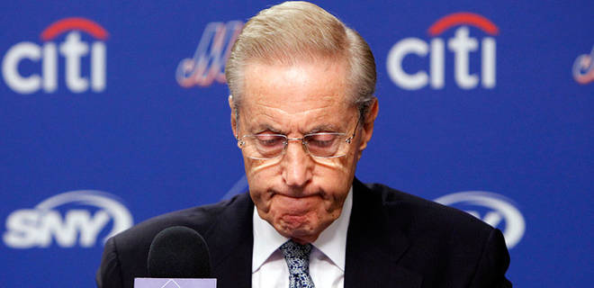 Wilpon: An Owner Who Loves the Past More than the Present