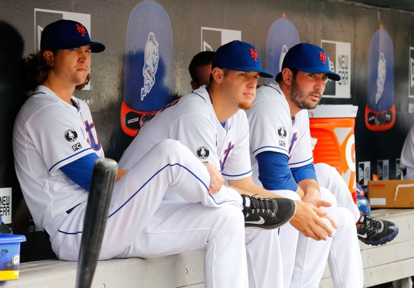 Mets Pitchers Harvey, Wheeler, and deGrom Keep Fans Dreaming for Ownership of City