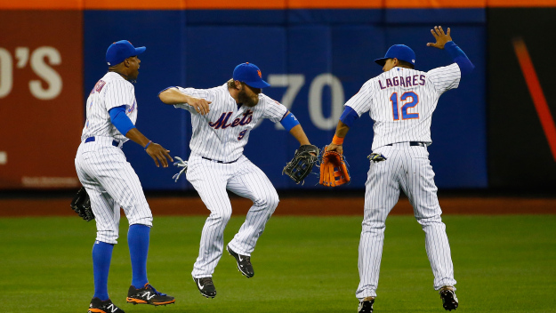 New York Mets dominate NL East rivals early with 8-3 record