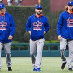 Mets begin their quest for the playoffs with meaningful September games